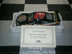 2009 Brad Keselowski #09 Miccosukee Talladega Win Auto with COA 1/24
