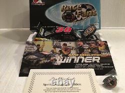 2009 Brad Keselowski #09 Miccosukee Talladega Win Raced Version Autographed Cwc