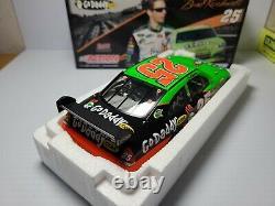 2009 Brad Keselowski #25 GoDaddy. Com Hendrick Motorsports 124 NASCAR Action MIB