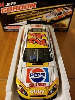 2009 Jeff Gordon #24 Pepsi Challenger Retro Chevy Impala SS 124 CWC