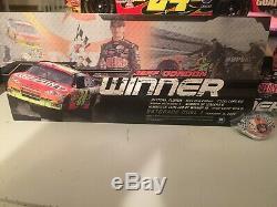 2009 Jeff Gordon Gatorade Daytona Dual Race Win 124 Diecast