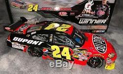 2009 Jeff Gordon Gatorade Daytona Dual Race Win ARC car 1/568 Dupont Duel (5062)