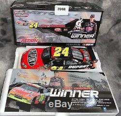 2009 Jeff Gordon Gatorade Daytona Dual Race Win ARC car 1/568 Dupont Duel (7068)