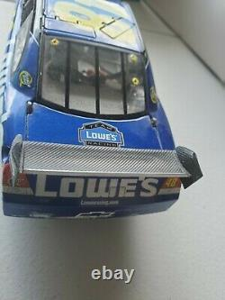 2009 Jimmie Johnson 1/24 Signed Martinsville Win