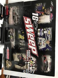 2010 #18 Kyle Busch BRISTOL Raced Sweep 3 car / Truck Set