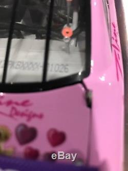 2010 #18 Kyle Busch Kimmy PINK Z-Line Camry