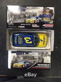 2010 Dale Earnhardt Jr #3 DAYTONA Race Win Wrangler ARC car