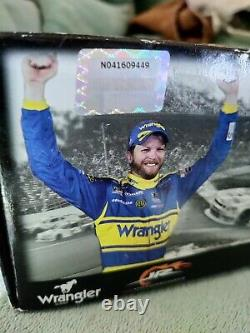 2010 Dale Earnhardt, Jr #3 Wrangler Limited 1/24 Action Daytona Raced Win Impala