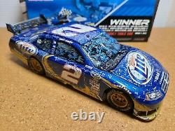 2010 Kurt Busch #2 Miller Lite Atlanta Win 124 NASCAR Action/RCCA Elite MIB