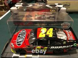 2011 Jeff Gordon #24 Dupont Pocono race Win 124 NASCAR