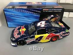 2011 Kasey Kahne Red Bull 124 Lionel Diecast Autographed Signed
