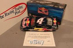 2011 Kasey Kahne Red Bull 1/24 Action NASCAR Diecast Autographed