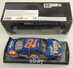 2011 Kyle Busch #18 M&Ms Pretzel Richmond Win Raced Version 124 Diecast 1/545
