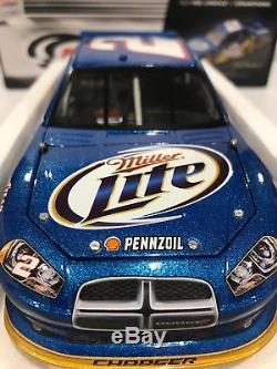 2012 #2 Brad Keselowski Dodge Charger Miller Lite Cup Winning Season