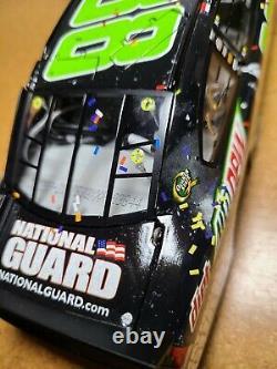 2012 Dale Earnhardt Jr #88 Dark Knight Michigan Win 124 NASCAR Action MIB
