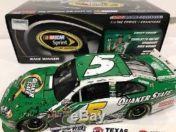 2012 Kasey Kahne Quaker State Charlotte 600 Raced Win