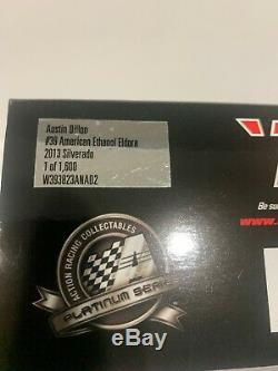 2013 #3 Austin Dillon American Ethanol Eldora Dirt Truck Silverado Racrd Winner