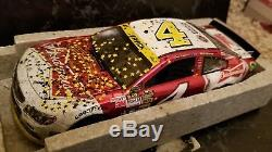 2014 1/24 RCCA Liquid Color Elite Kevin Harvick #4 Budweiser Homestead Win Raced