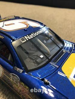 2014 Chase Elliott #9 Napa Auto Parts Chevy Camaro Chicagloand Raced Win 124