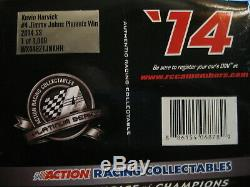 2014 Kevin Harvick 124 Action Diecast #4 Jimmy Johns Phoenix Win CHAMP YEAR