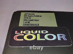 2015 1/24 Jeff Gordon Axalta Rainbow Elite Liquid Color