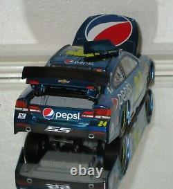2015 Jeff Gordon #24 Pepsi Color Chrome 1/24 Car#51/180 Very Rare Awesome Look
