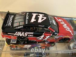 2015 Kurt Busch Haas Automation 1/24 PROTOTYPE Lionel Racing Action Differences