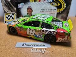 2015 Kyle Busch #18 M&M's Crispy Homestead Win JGR Toyota 124 NASCAR Action MIB