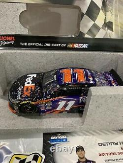 2016 #11 Denny Hamlin FedEx Daytona 500 Raced Win