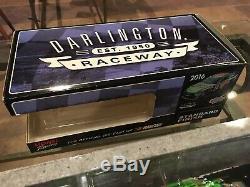 2016 Kyle Busch #18 Interstate Batteries Darlington 1/24