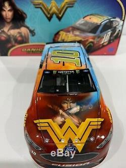 2017 Danica Patrick #10 Wonder Woman Nascar Diecast 1/24 Scale Ford Fusion