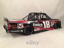 2017 Noah Gragson #18 Switch Toyota 1/24 KBM Rookie Promo NASCAR Truck Diecast