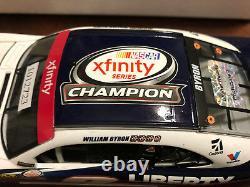 2017 William Byron Liberty Xfinity Champion PROTOTYPE Champ car proto