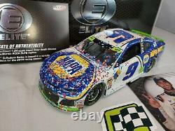 2018 1/24 Chase Elliott Dover Win Liquid Color Elite