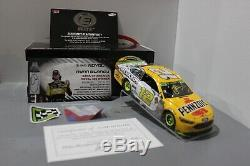 2018 Ryan Blaney Charlotte ROVAL Win Pennzoil Diecast 1/24 Elite Autographed