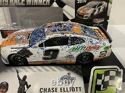 2019 #9 NAPA Mountain Dew / Little Caesars Talladega Raced Win Chase Elliott