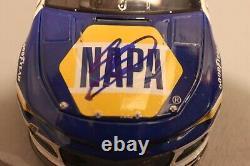2019 Chase Elliott NAPA Watkins Glen Win 1/24 Action Diecast Autographed
