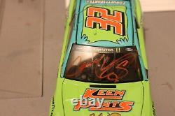2019 Corey Lajoie Scooby Doo 1/24 Action RCCA Elite NASCAR Diecast Autographed