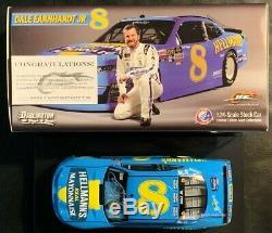 2019 Dale Earnhardt Jr #8 Autographed Hellman's Darlington 1/24 Chevy Camaro