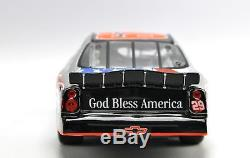 #29 Kevin Harvick Tribute Flag 2002 Monte Carlo Action 10th NASCAR Diecast 124