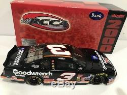 #3 Dale Earnhardt 2000 Goodwrench Under The Lights 1/24 RCCA Cwb