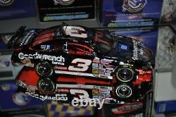 #3 Dale Earnhardt Sr 1997 GM Goodwrench Crash Car Color Chrome 124 NASCAR
