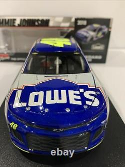 #48 Jimmie Johnson 2018 Lowes Finale Camaro 697 Produced