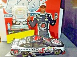 #4 Harvick 2016 Autographed Jimmy Johns SS in victory lane 124 Prototype no DIN