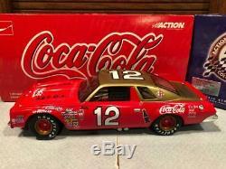 Action 1974 Bobby Allison #12 Coca Cola Chevy Malibu 1/24 1 of 3504