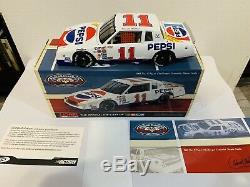 Action 1983 Darrell Waltrip #11 White Pepsi Monte Carlo 1/24 1 of 1584