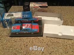 Action 1984 Richard Petty #43 STP 200th Win Pontiac Grand Prix 1/24 WithBONUS