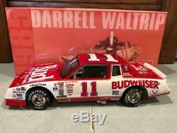 Action 1985 Darrell Waltrip #11 Budweiser Chevy Monte Carlo 1/24