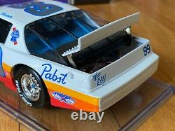 Action 1985 Dick Trickle #99 Pabst Blue Ribbon Firebird extreme 1/24 1 of 5004