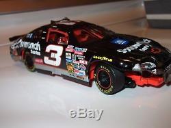 Action 1997 Dale Earnhardt Sr. Goodwrench Service Daytona 500 Crash Car